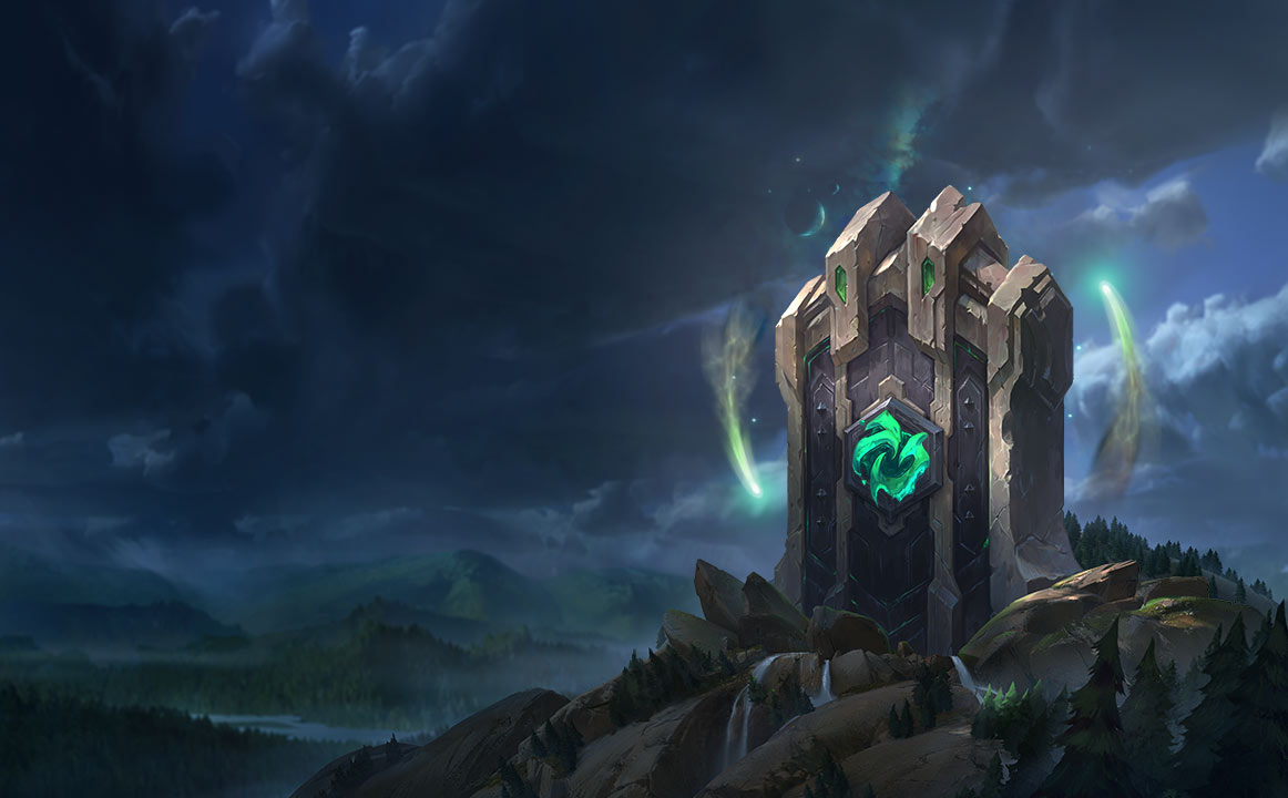 The Thunder Calls Volibear Jungle Runes Rune Forge League Of