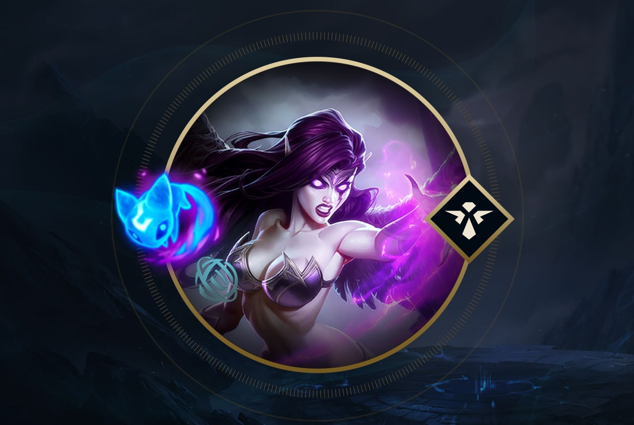 They Will Suffer Morgana Support Runes Rune Forge League Of