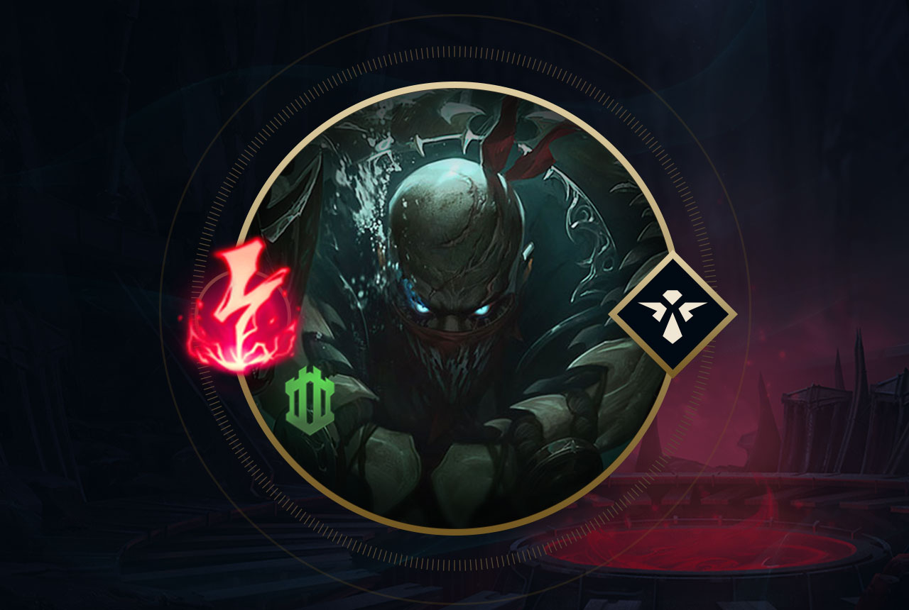 Deep Water is Calling - Pyke Support Runes | Rune Forge